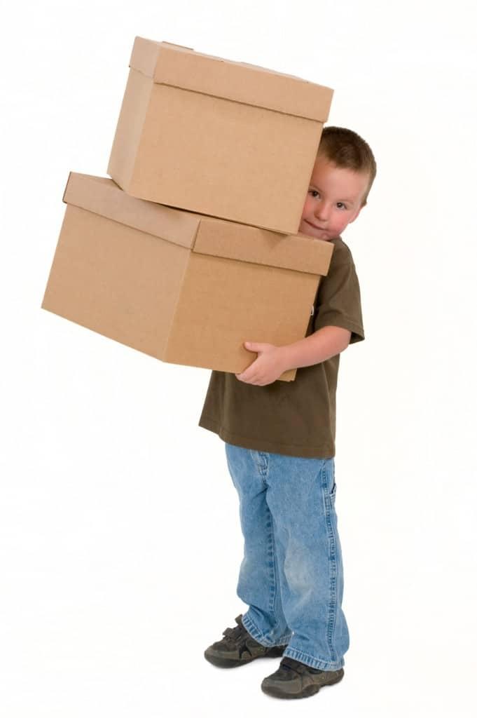 umzug mit kindern ratgeber f r z geln mit familie. Black Bedroom Furniture Sets. Home Design Ideas